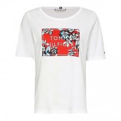 T-shirt Tommy Hilfiger Box Logo