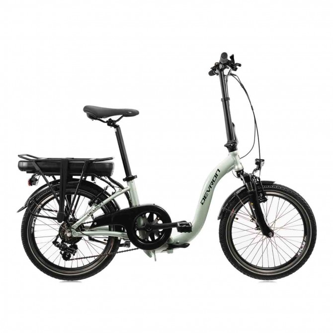 E-bike Piegevole Devron E foldin G 7 E-bike