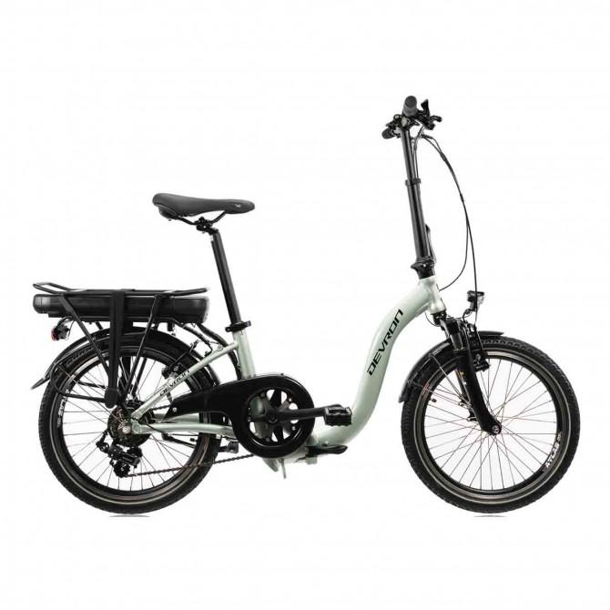 E-bike Pieghevole Devron E foldin G 7 E-bike