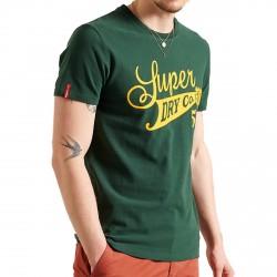 Camiseta Superdry Collegiate