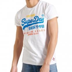 Camiseta Superdry Vintage Logo Tri