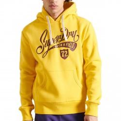 Superdry Collegiate Graphic SUPER DRY Knitwear Sweatshirt