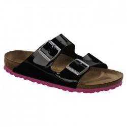 sandale Birkenstock Arizona Lack femme