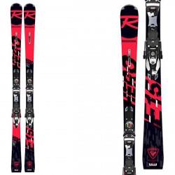 Ski Rossignol Hero Elite Mt Ti avec fixations Nx 12 Konect Gw B80 ROSSIGNOL Race carve - sl - gs