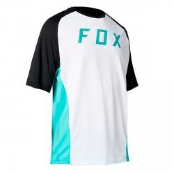 T-shirt Cyclisme Fox Defend