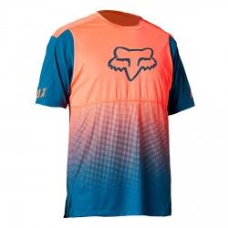 T-shirt Cyclisme Fox Flexair