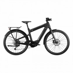 E Trekking Whistle Speed Urban C9.1 E-bike