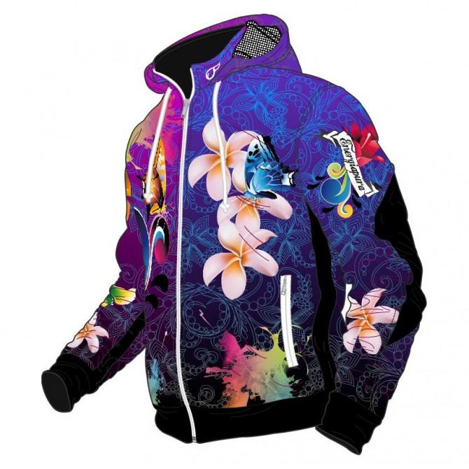 softshell Energiapura Flowers Junior
