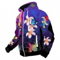 softshell Energiapura Flowers Junior