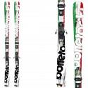 Ski Bottero Ski Italia + fixations Vist V412 + plaque Vist WC Air Soft