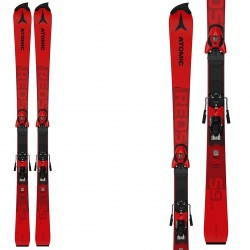 Atomic Redster S9 FIS JR ski with Colt 10 ATOMIC Race carve bindings - sl - gs