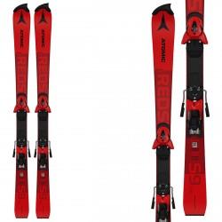 Ski Atomic Redster S9 Fis J-Rp avec attaches Colt 12 ATOMIC Race carve - sl - gs