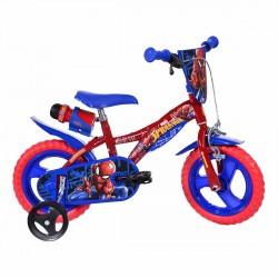 Bicicletta Dino Bikes Spiderman 12