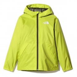 La chaqueta de lluvia zipline cara norte