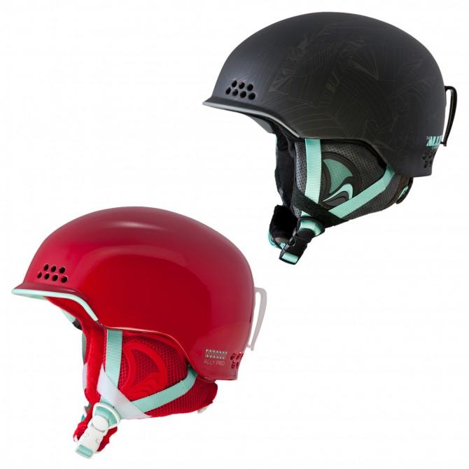 caschi sci K2 Ally Pro Eu