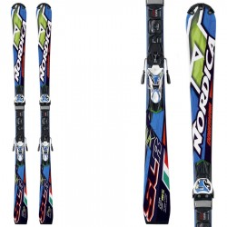 ski Nordica Dobermann Slr Evo + bindings N pro Evo