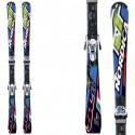 esqui Nordica Dobermann Slr Evo + fijaciones N pro Evo