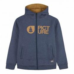 Picture Basement Zip sweatshirt