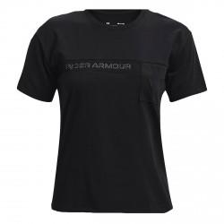 Camiseta Under Armour Pocket Mesh Gráfico