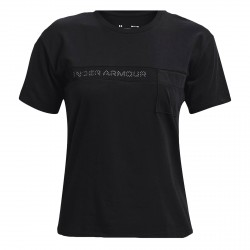 T-shirt Under Armour Pocket Mesh Graphic