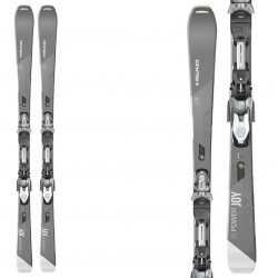Ski Head Power Joy avec attaches Joy 12 gw prd br 85