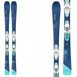 Ski Head Pure Joy SLR avec attaches JOY 9 GW SLR br 78