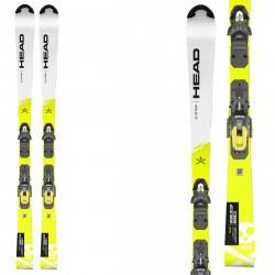Ski Head WC Rebels iSL RD Team SW RP WCR T with EVO9 HEAD bindings