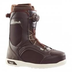 Snow Head Scout Zapatos Lyt Boa