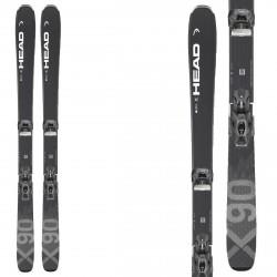 Ski Head Kore 90 X with Attack 11 Attacks