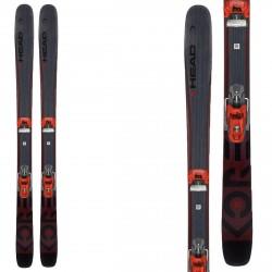 Ski Head Kore 99 with Attack 14 Attacks