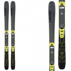 Ski Head Kore 93 with Attack 14 Attacks