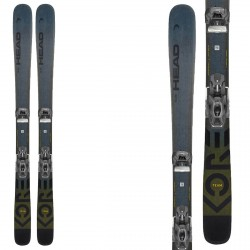 Ski Head Kore Team with Attack 11 Attacks