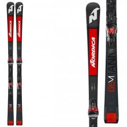Nordic ski Dobermann Gsm Rb piston with bindings Race Xcell 14