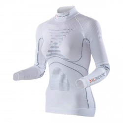 Underwear shirt X-Bionic Energy Accumulator Evo Woman white