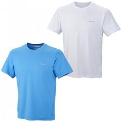 t-shirt interior Columbia Total Zero hombre