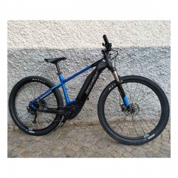 Bicicleta eléctrica Bergamont E-revox 4