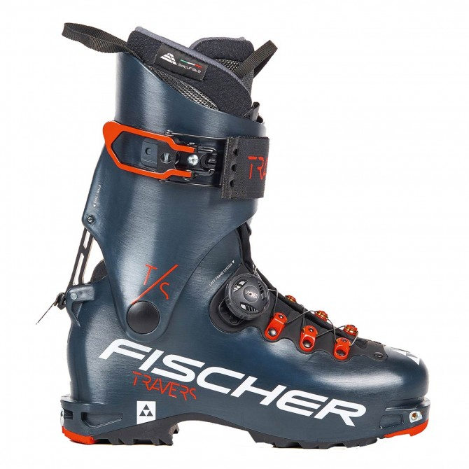 Mountaineering Boots Fischer Travers TS FISCHER