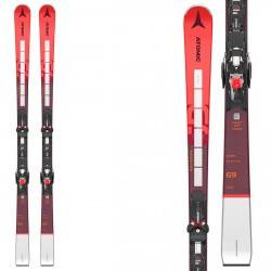 Ski Atomic Redster G9 Revo S avec attaches X12 GW ATOMIC Race carve - sl - gs