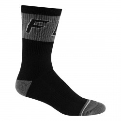 "Fox 8"" Winter Wool Cycling Socks"