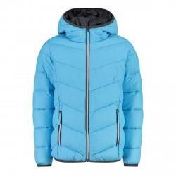 Jacket Cmp Fluo Jr CMP Junior Outdoor Clothing