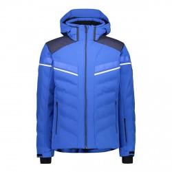 Cmp Full Zip Stretch Nylon Jacket