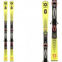 Völkl Racetiger SL ski with RMotion2 12 Gripwalk bindings