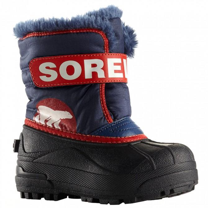 Doposci Sorel Snow Commander Junior
