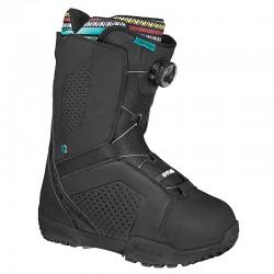 chaussures snow Flow Hyku Boa femme