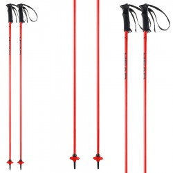 bâton ski Head Classic Neon vert rouge