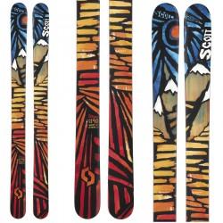 esqui Scott Scrapper + fijaciones Vist V614