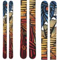 ski Scott Scrapper + bindings Vist V614