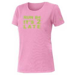 T-shirt running Astrolabio H69D mujer
