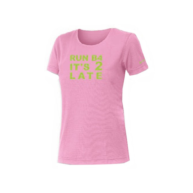 T-shirt running Astrolabio H69D Donna