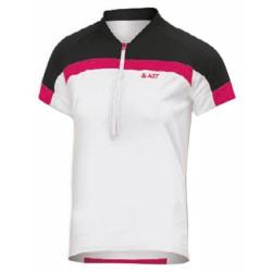 T-shirt ciclismo Astrolabio K18E mujer